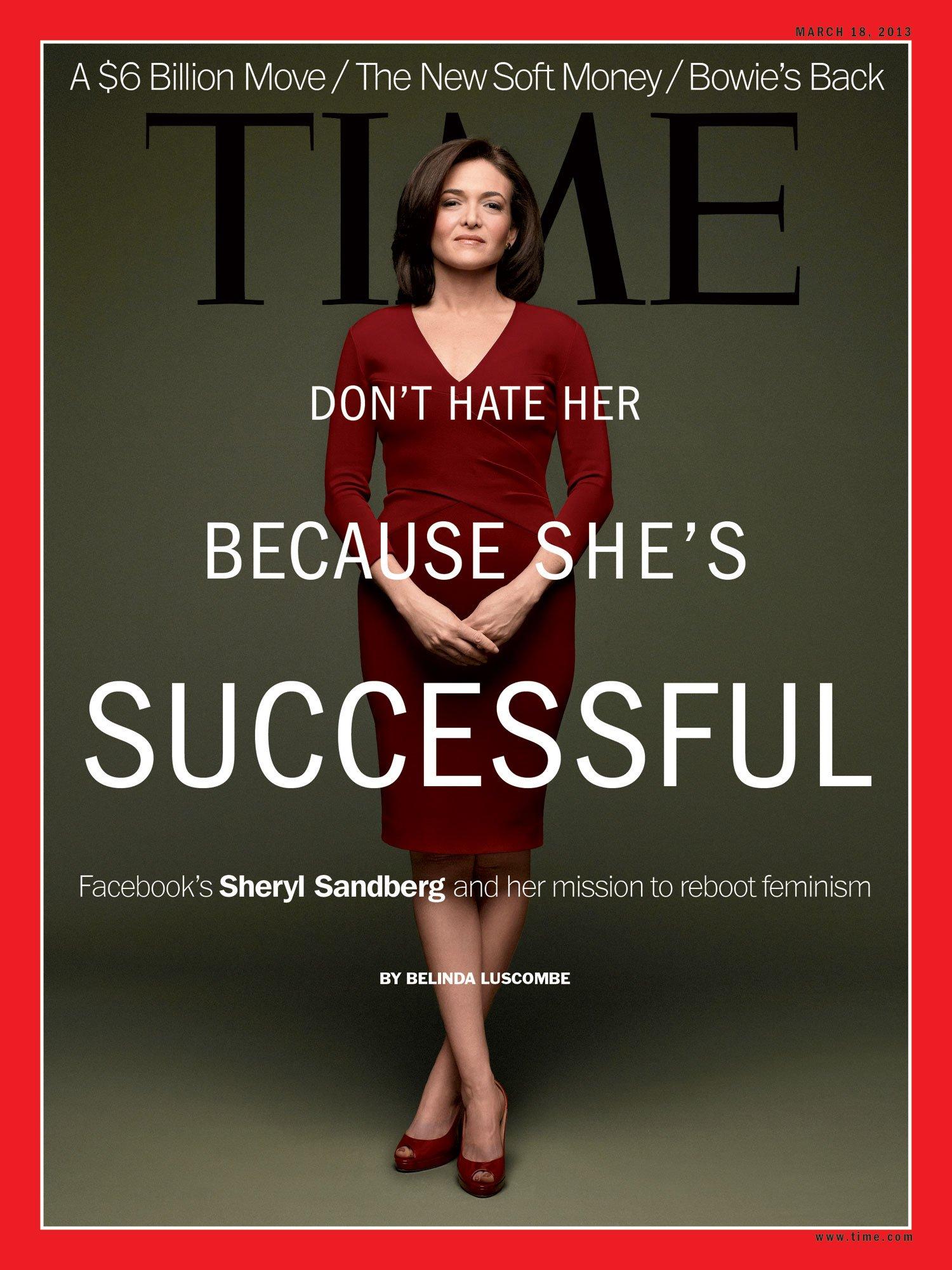 Facebook : La dirigeante la mieux payée est une femme