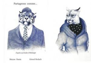 Tigre et cougar leger