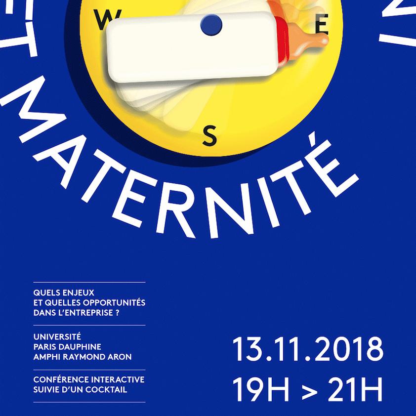 """Conférence """"Management et Maternité"""""""