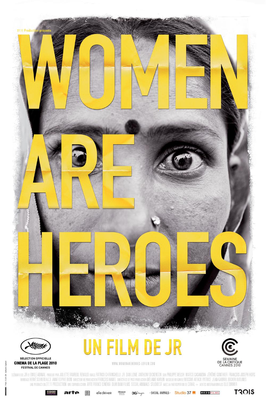 Women are heroes, un film de JR